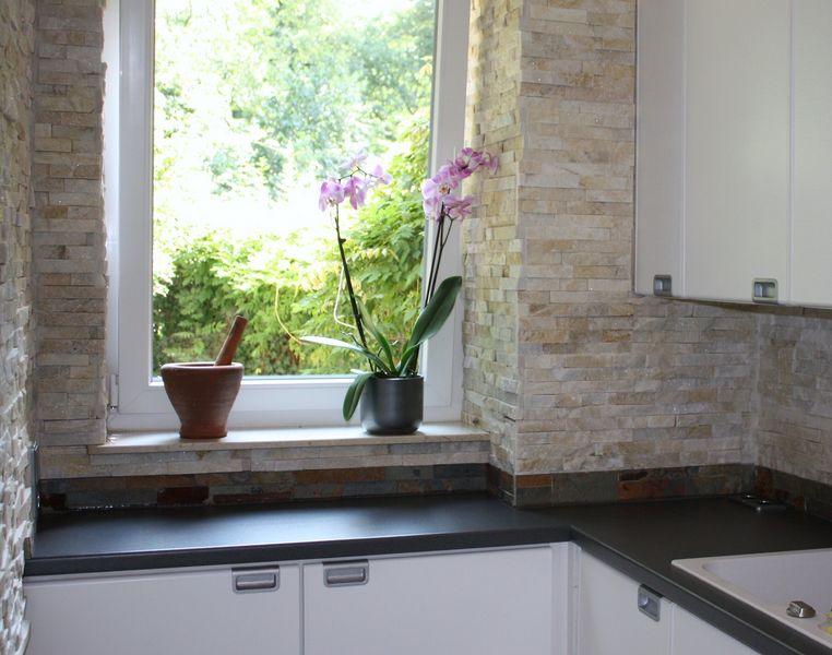 wie verarbeiten? ? modernstone - Verblendsteine Küche