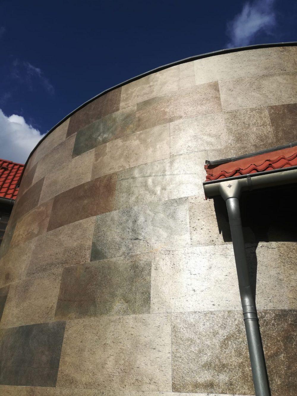 Steinpaneel Natursteinriemchen Verblender stein Wandverkleidung wandfolie steinwand Steinoptik Außenfassade
