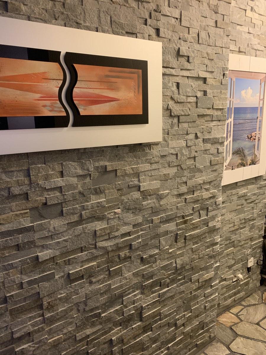 Steinpaneel Natursteinriemchen Verblender stein Wandverkleidung wandfolie steinwand Steinoptik