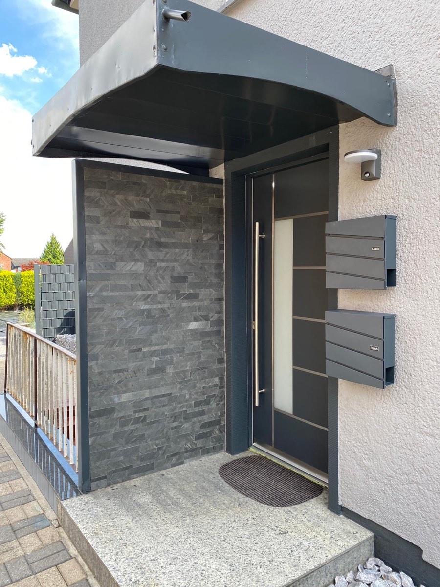 3D Steinpaneelen außenbereich selbstklebend Steinoptik Natursteinriemchen