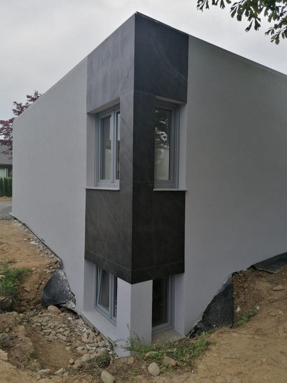 Steinpaneel Natursteinriemchen Verblender stein Wandverkleidung wandfolie steinwand Steinoptik Hausfassade