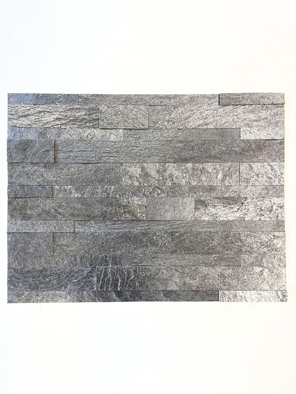 Steinpaneele Natursteinwand verkleidung Steinoptik Tapete